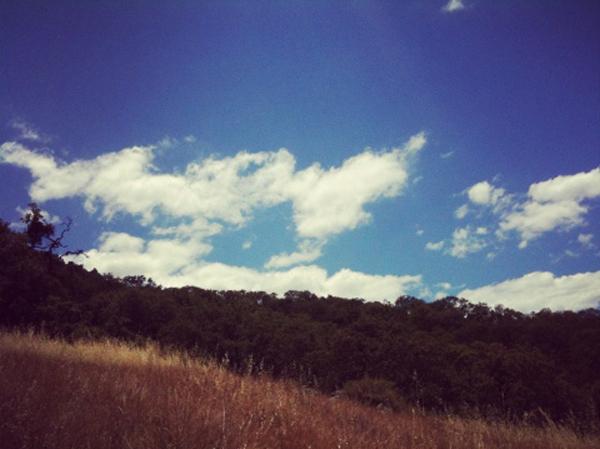 california sky