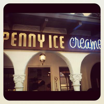 the penny ice creamery