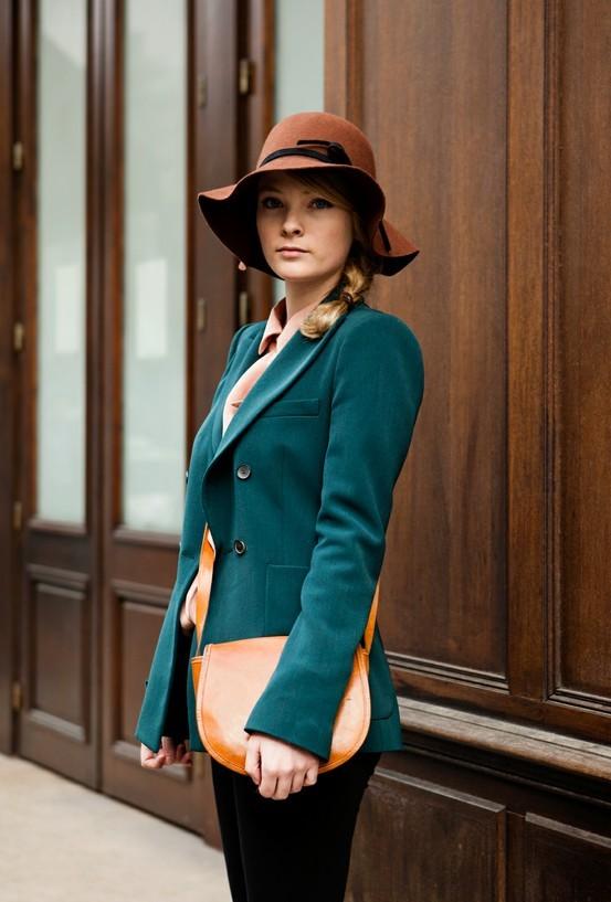 fall trend 2012: jewel-toned blazer