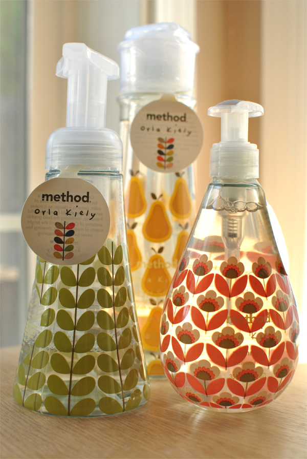 orla kiely and method collaboration