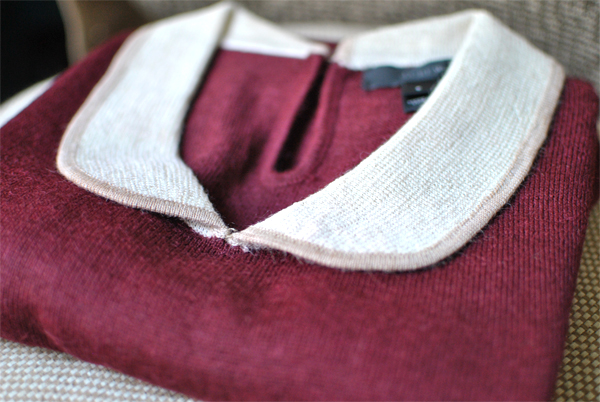 j. crew peter pan collar sweater