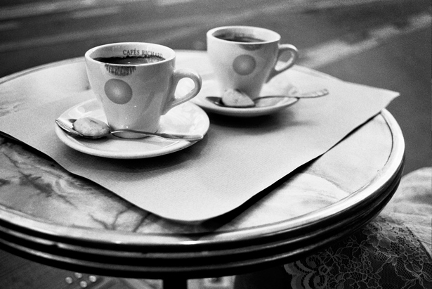 espresso in paris by ann street studio