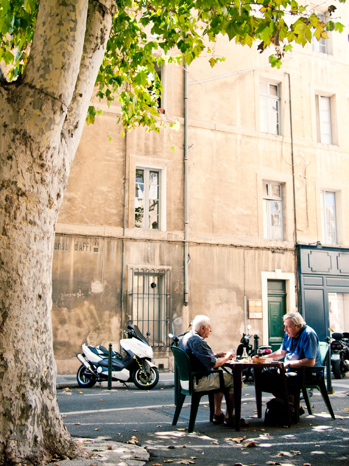 lazy french afternoon