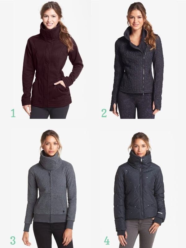 sporty jackets