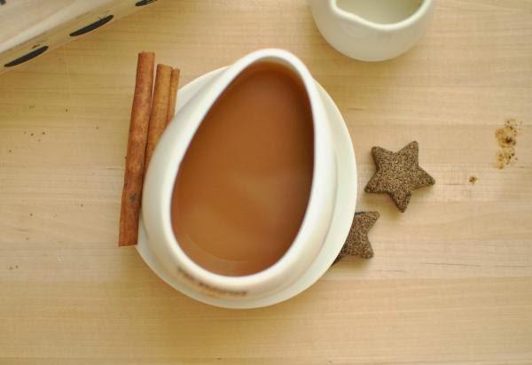 cardamom spice black teadrops