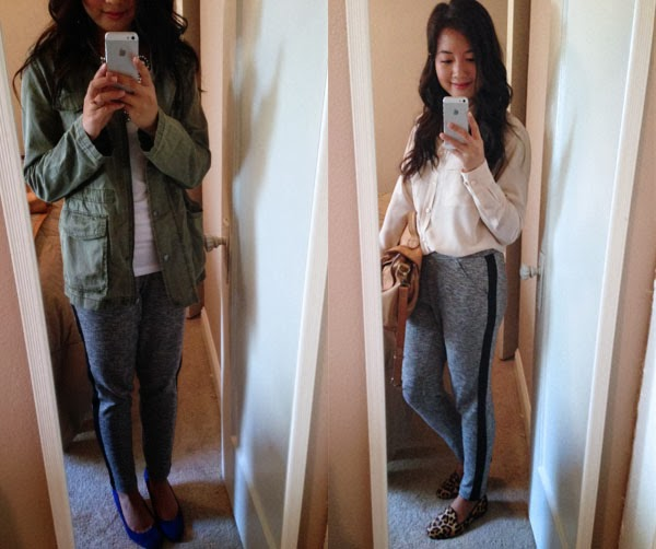 madewell slouchy pants