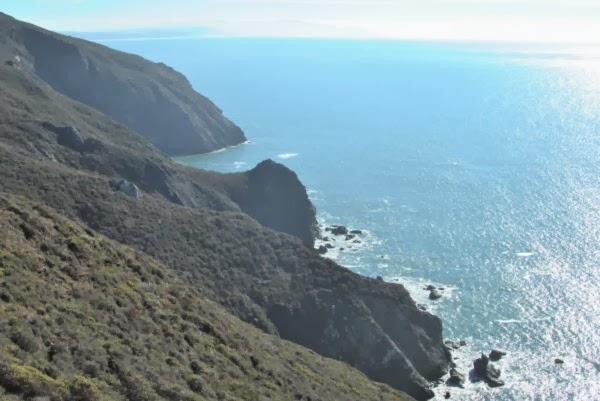 muir beach coastal trail