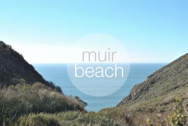 muir beach hiking