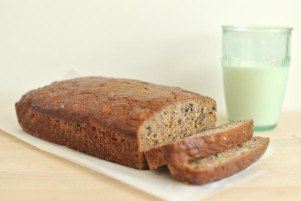 flour bakery banana bread recipe